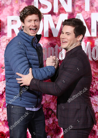 Anders Holm and Adam Devine