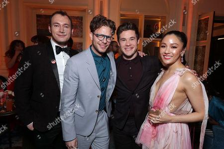 Brandon Scott Jones, Todd Strauss-Schulson, Director, Adam Devine, Constance Wu