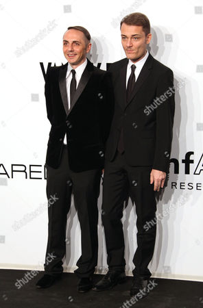 Roberto Rimondi and Tommaso Aquilano