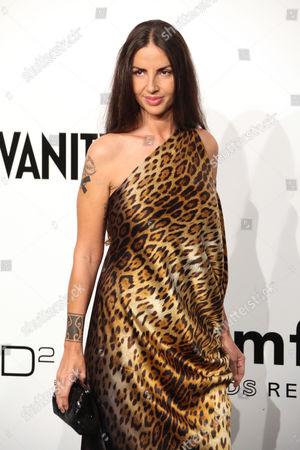 Editorial photo of amfAR's Inaugural Milan Fashion Week Event, La Permanente, Milan, Italy - 28 Sep 2009