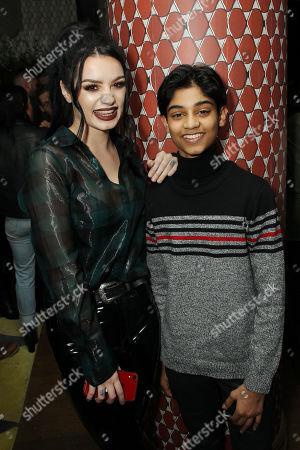 Saraya Bevis, Rohan Chand
