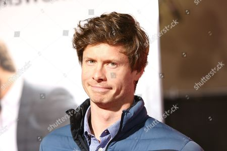 Anders Holm arrives for the world premiere of 'Isn't It Romantic' at The Theatre at Ace Hotel in Los Angeles, California, USA, 11 February 2019. The movie opens in US cinemas on 13 February 2019.