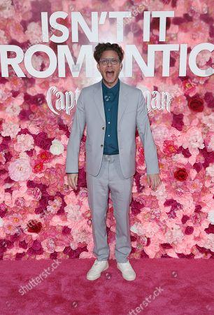 Editorial picture of 'Isn't It Romantic' film premiere, Arrivals, Los Angeles, USA - 11 Feb 2019