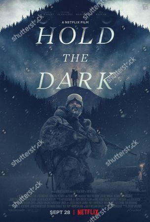 Hold the Dark (2018) Poster Art. Jeffrey Wright as Russell Core