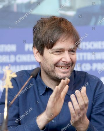 Ulrich Koehler attends the press conference of 'Panorama 40', for the 40th anniversary of the birth of the 'Panorama' festival programme, during the 69th annual Berlin Film Festival, in Berlin, Germany, 12 February 2019.
