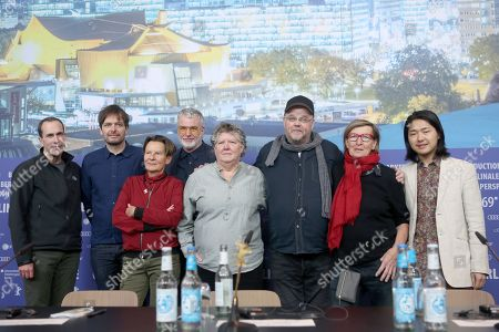 Editorial picture of Panorama 40 Press Conference ? 69th Berlin Film Festival, Germany - 12 Feb 2019