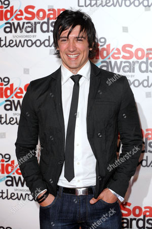 Editorial photo of The Inside Soap Awards, London, Britain - 28 Sep 2009