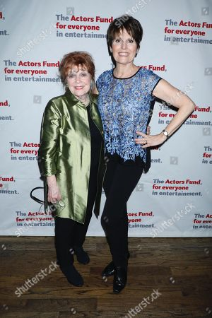 Stock Photo of Anita Gillette and Lucie Arnaz