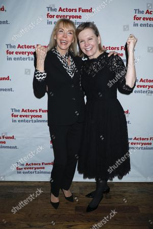 Stock Picture of Elaine Joyce Simon and Terre Blair Hamlisch