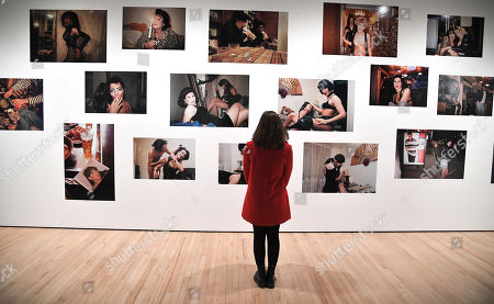D Exhibition In London : Diane arbus beginning exhibition london stock photos exclusive