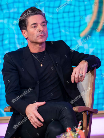 Stock Picture of Jake Canuso