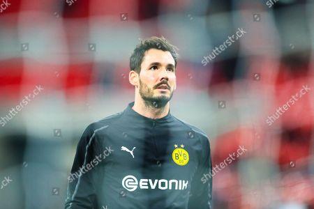Roman Burki (01) of Borussia Dortmund