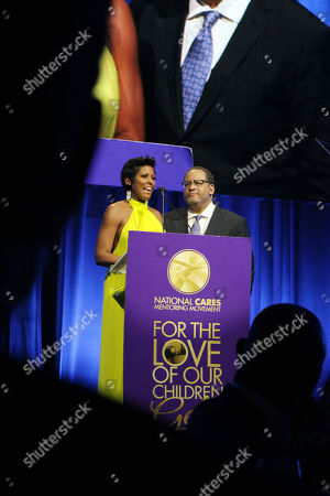 Tamron Hall (Host) and Dr. Michael Eric Dyson (Host)