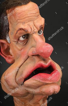 Geoffrey Palmer Head