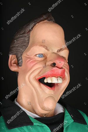 Editorial picture of Puppet heads - Jan 2019