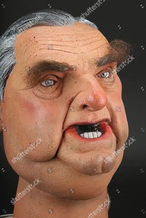 Peter Mayhew Puppet