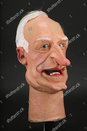 Peter Snow Head
