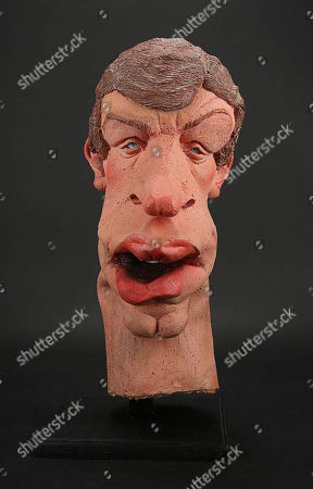 Stock Picture of Steve Davis Head