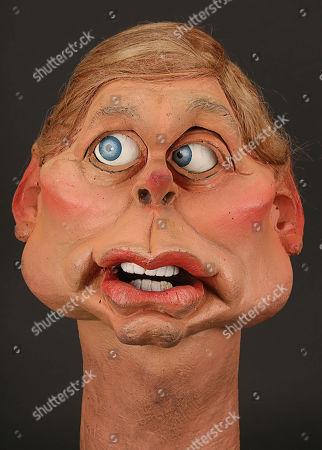 Dan Quayle Head