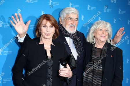 Editorial image of It Could Have Been Worse - Mario Adorf Premiere ? 69th Berlin Film Festival, Germany - 12 Feb 2019