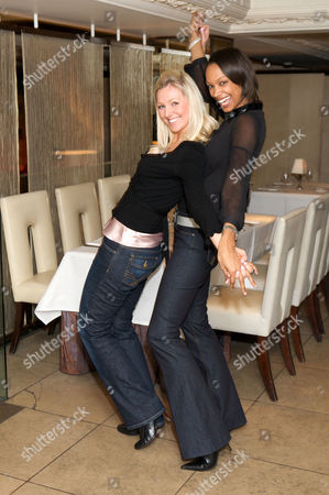 'The Best Day of My Life' Book Party at Embassy, London - Korin Nolan and Sasha Parker