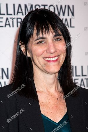 Stock Picture of Leigh Silverman