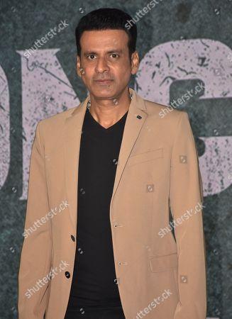 Actor Manoj Bajpayee