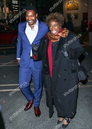 Editorial picture of Celebrities outside the Egyptian Theatre, Los Angeles, USA - 11 Feb 2019