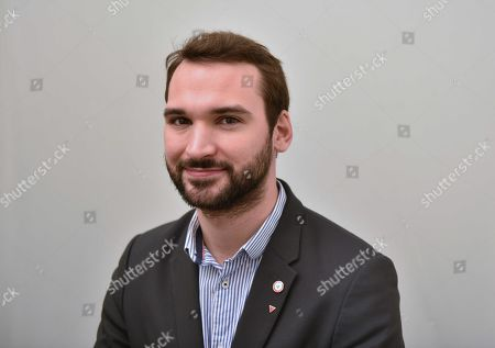Stock Picture of Ugo Bernalicis