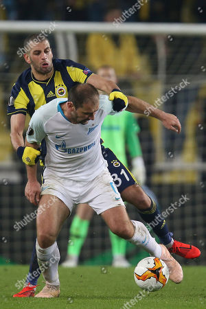 Editorial image of Soccer Europa League, Istanbul, Turkey - 12 Feb 2019
