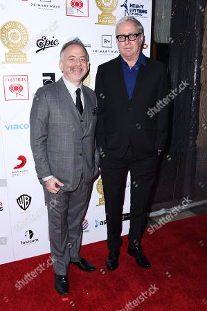 Editorial image of 9th Annual Guild of Music Supervisors Awards, Arrivals, Ace Hotel, Los Angeles, USA - 13 Feb 2019