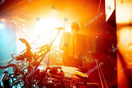 Editorial picture of Robert Delong in concert at the Velvet Underground, Toronto, Canada - 10 Feb 2019