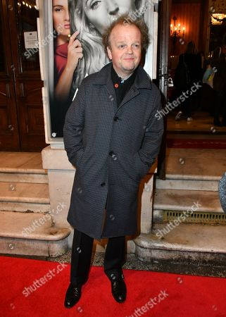 Editorial picture of 'All About Eve' play press night, Arrivals, London, UK - 12 Feb 2019