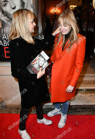 Editorial image of 'All About Eve' play press night, Arrivals, London, UK - 12 Feb 2019