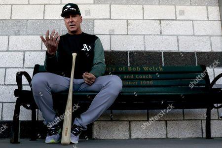 Oakland Athletics spring training, Mesa