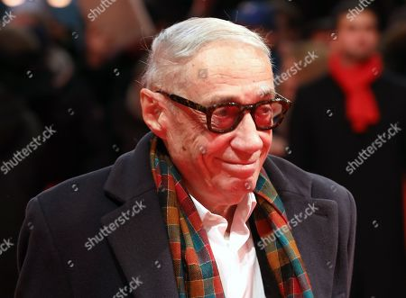 Andre Techine arrives for the premiere of 'Farewell to the night' (L'Adieu a la nuit) during the 69th annual Berlin Film Festival, in Berlin, Germany, 12 February 2019. The movie is presented in the Official Competition at the Berlinale that runs from 07 to 17 February.