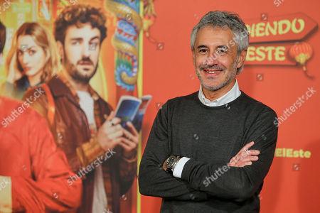 Stock Photo of Sergio Dalma