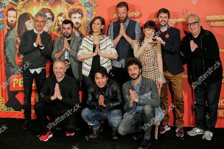 Editorial photo of 'Perdiendo el Este' film photocall, Madrid, Spain - 12 Feb 2019