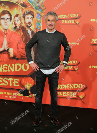 Editorial picture of 'Perdiendo el Este' film photocall, Madrid, Spain - 12 Feb 2019