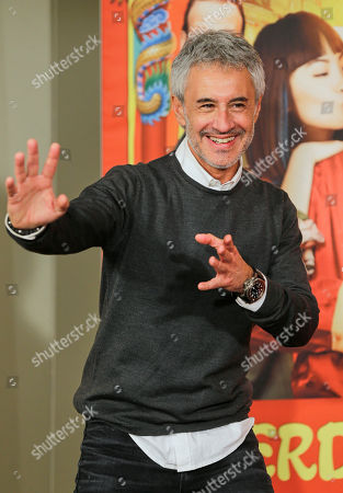 Stock Picture of Sergio Dalma