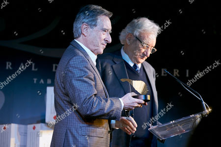 Editorial image of Pata Negra awards, photocall, Madrid, Spain - 12 Feb 2019