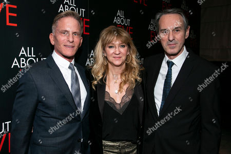 Bob Cohen (Producer), Sonia Friedman (Producer) and Ivo van Hove (Director)