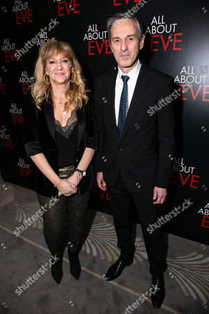 Sonia Friedman (Producer) and Ivo van Hove (Director)