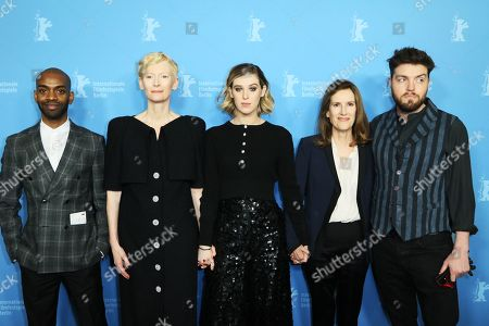 Editorial image of 'The Souvenir' premiere, 69th Berlin Film Festival, Germany - 12 Feb 2019