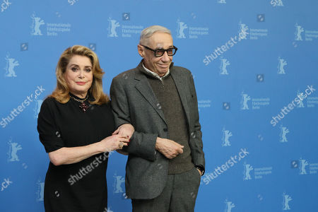 Editorial photo of 'Farewell to The Night' photocall, 69th Berlin Film Festival, Germany - 12 Feb 2019
