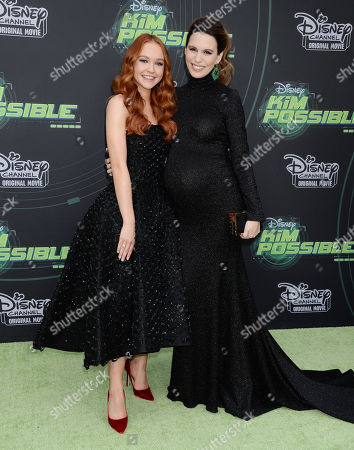 Sadie Stanley and Christy Carlson Romano