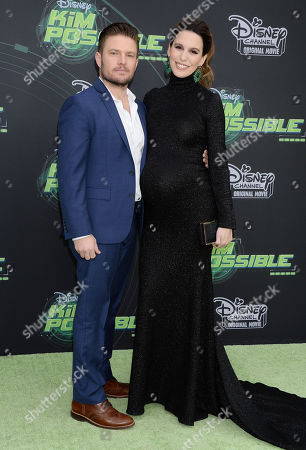 Editorial image of 'Kim Possible' film premeire, Los Angeles, USA - 12 Feb 2019