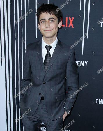 Editorial photo of 'The Umbrella Academy' TV show premiere, Los Angeles, USA - 12 Feb 2019