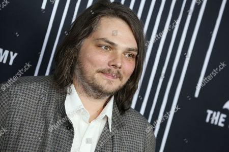 Stock Photo of Gerard Way