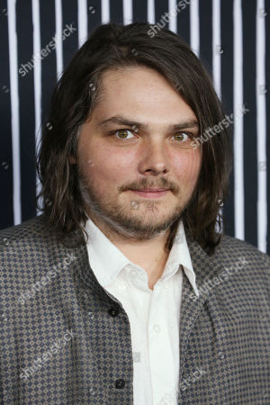 Stock Picture of Gerard Way